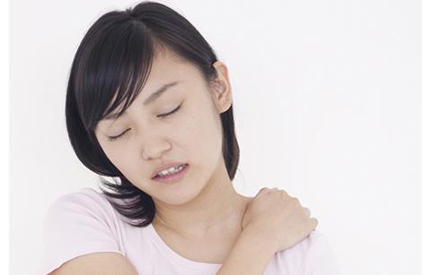 肩の症状について