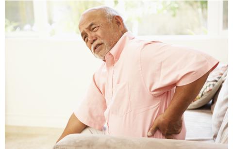 腰の症状について